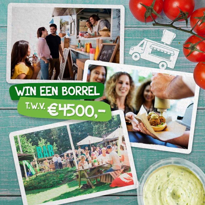 * HEKS'NKAAS® & POP-UP BORREL